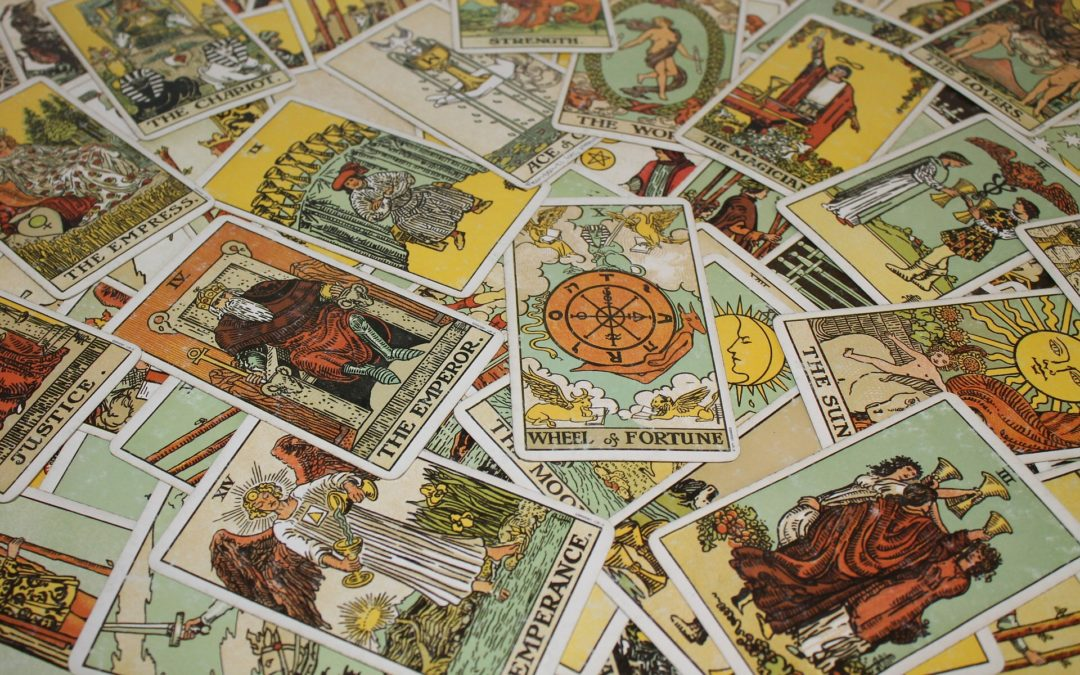 Tarot Reading – Spiritual Growth