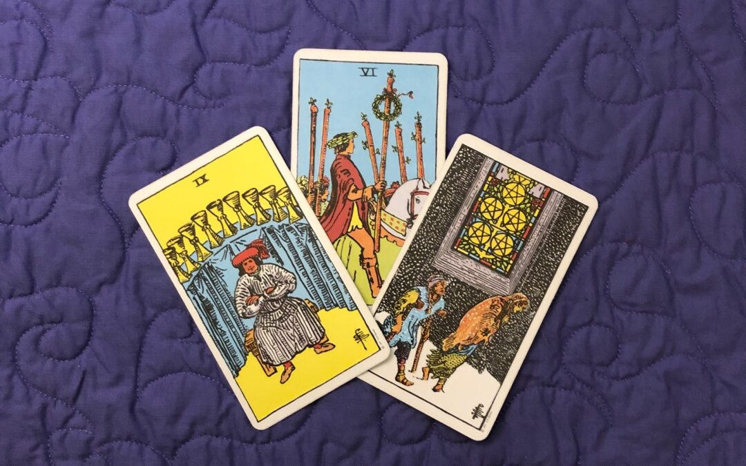 Tarot Corner – September 2020 – Perspective