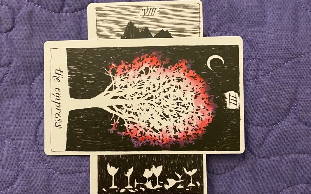 Tarot Corner – October 2020 – Be Kind